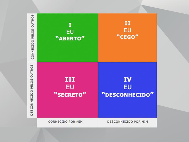 JANELA DE JOHARI | Ferramenta de Autoimagem e Comunicação Interpessoal